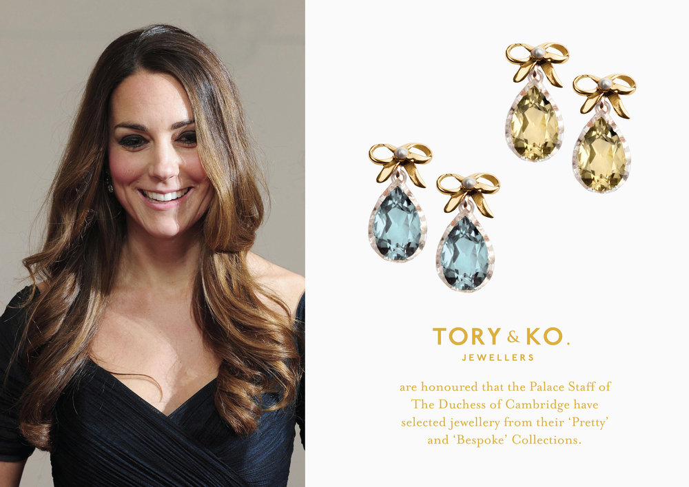 HRH Duchess of Cambridge Kate Middleton TORY & KO Pretty Collection earrings.jpg