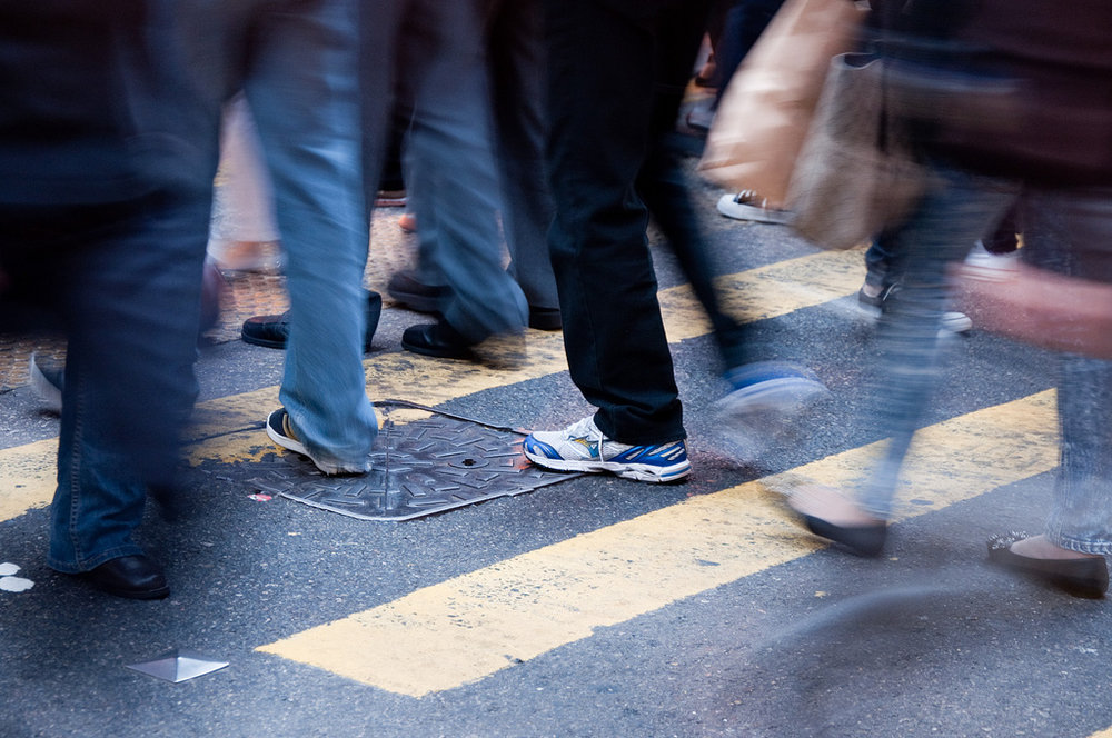 Been injured as a pedestrian?   We can help    Contact us