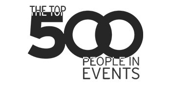 Top 500 People in Events