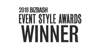 BizBash 2018 Event Style Awards Winner