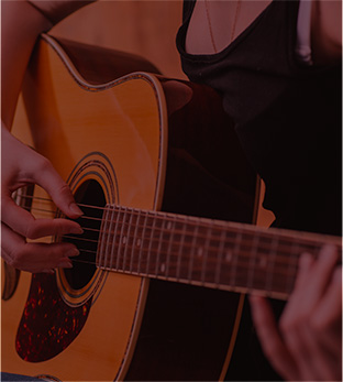 ACOUSTIC GUITARS -
