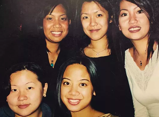 From left to right;(top) Jocelyn Cruz, Wendy Kong, Loretta Wong, (bottom) Mary Tung, Adrianne Ortizo