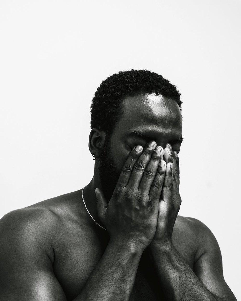 Shamier Anderson by Jah Grey