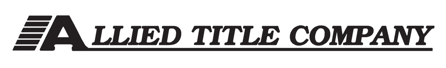 Title Insurance Allied Title Company