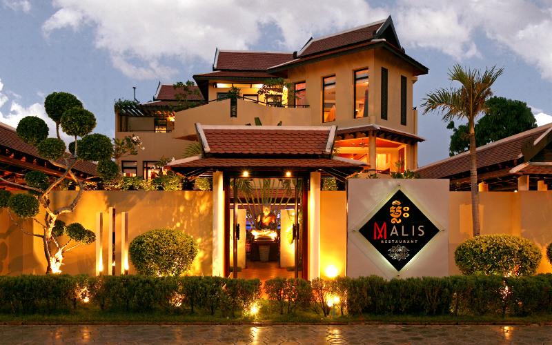Thalias Group - 他们旗下所有的餐厅都使⽤了我们的销售点系统,包括Malis餐厅,Topaz餐厅,Khema餐厅。