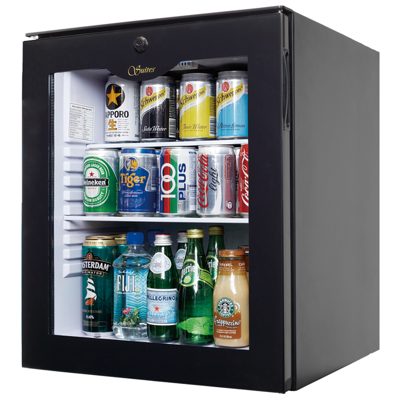 Minibar - There are 2 models with 2 sizes for hoteliers choosing. To know detail, click on download brochures.