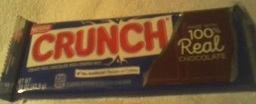 Crunch Bar Front In Package