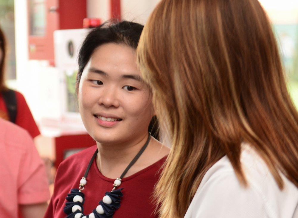 Jeannette Soh , Senior Case Manager