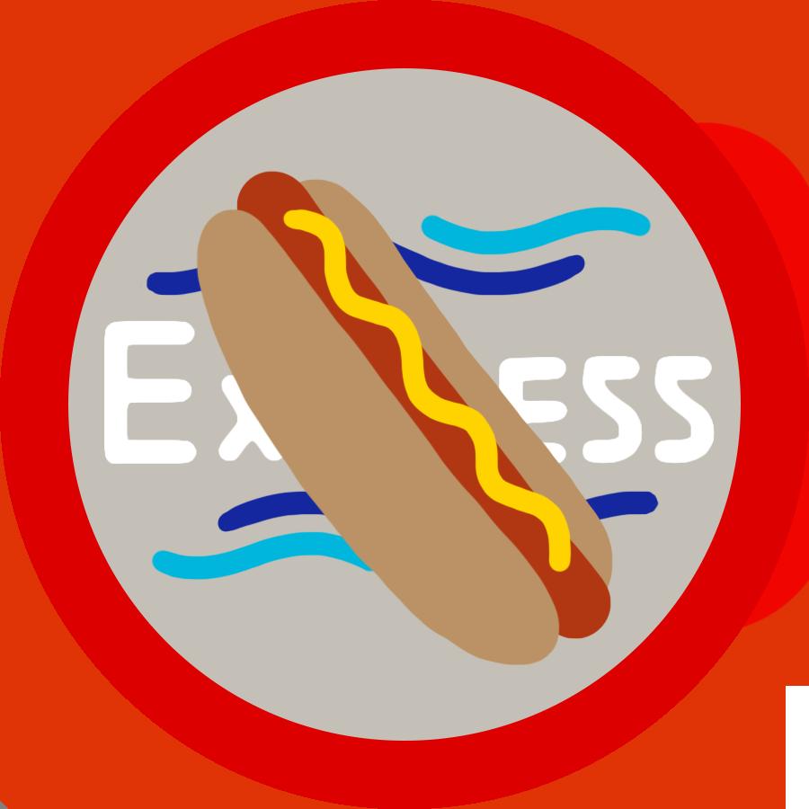Ate an Emergency Hot Dog