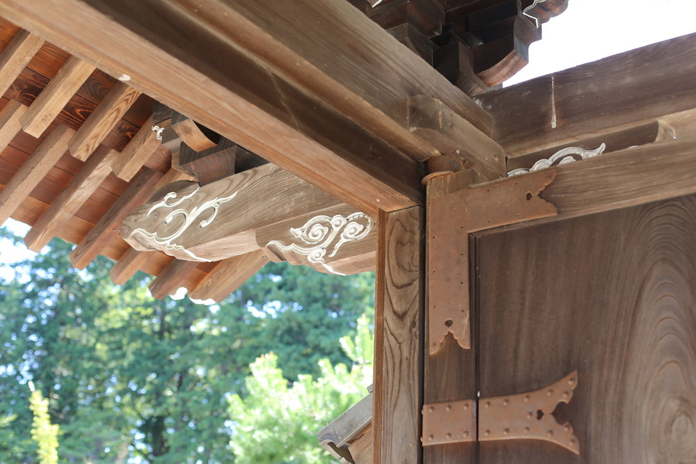 Koshu Valley_Japanese Wine Region_Erinji temple_Door.JPG