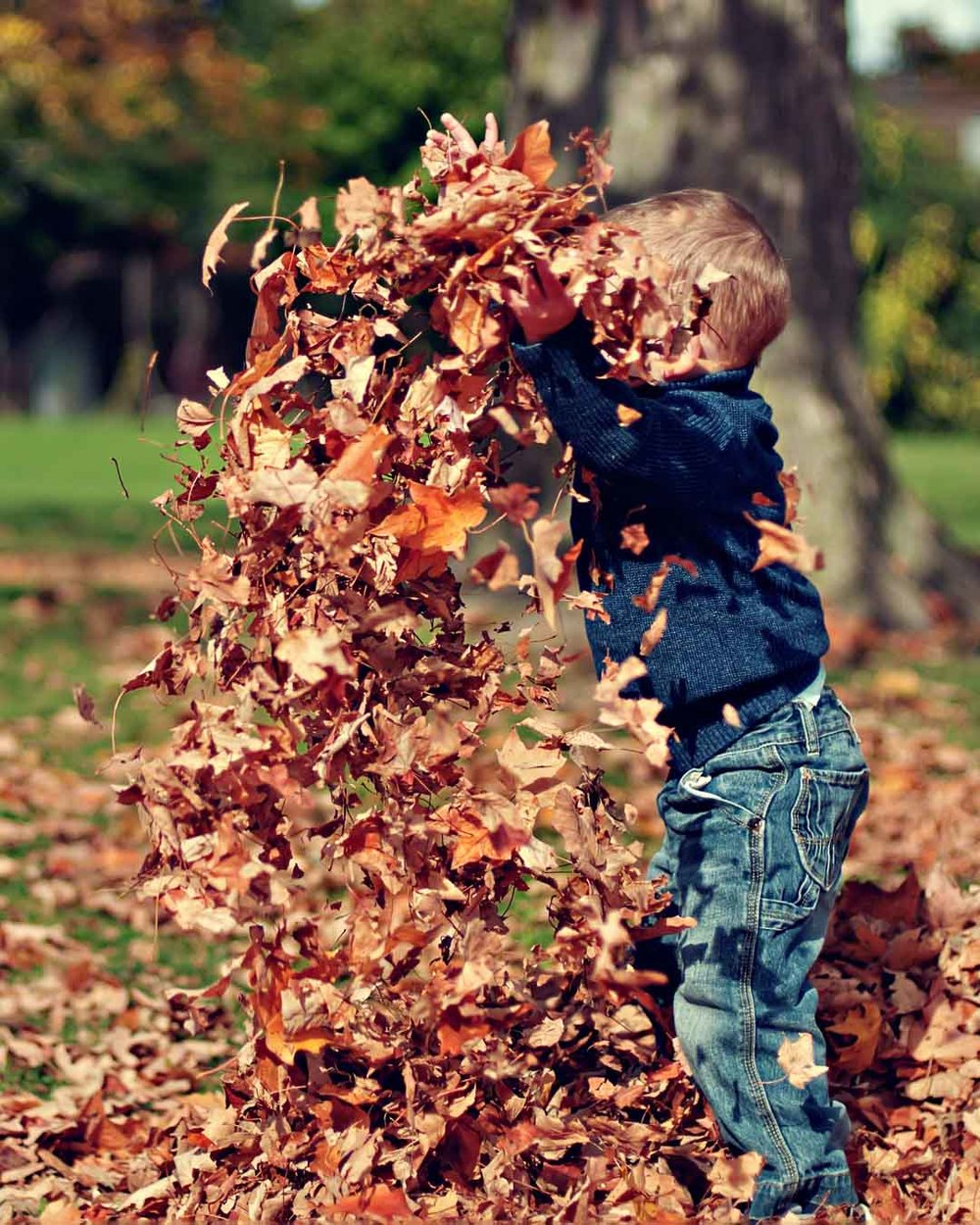 Tips to Help Encourage Your Child to Play Outdoors