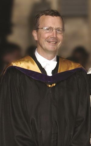 Jim Murdoch graduation