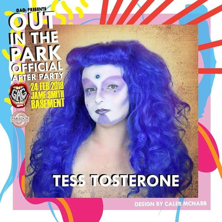 Tess Tosterone