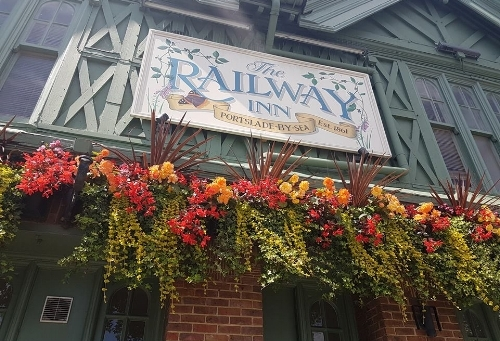 The Railway Inn - 2 Station Road, Portslade, BN41 4GAPhone: +44 (0) 1273 271220Email: info@therailwayinnportslade.co.uk