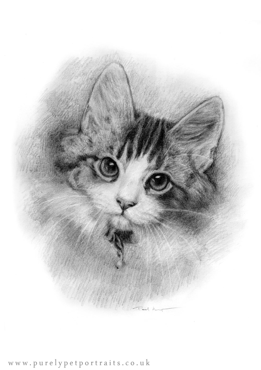 From £120 - for an A5 single portrait