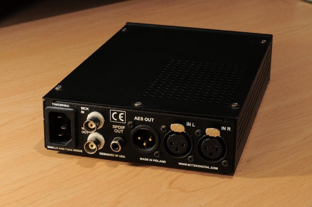 Mytek Stereo96 ADC rear.JPG