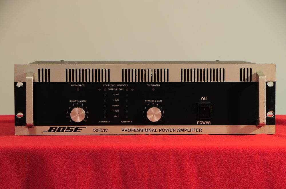 Bose 1800:IV front.JPG