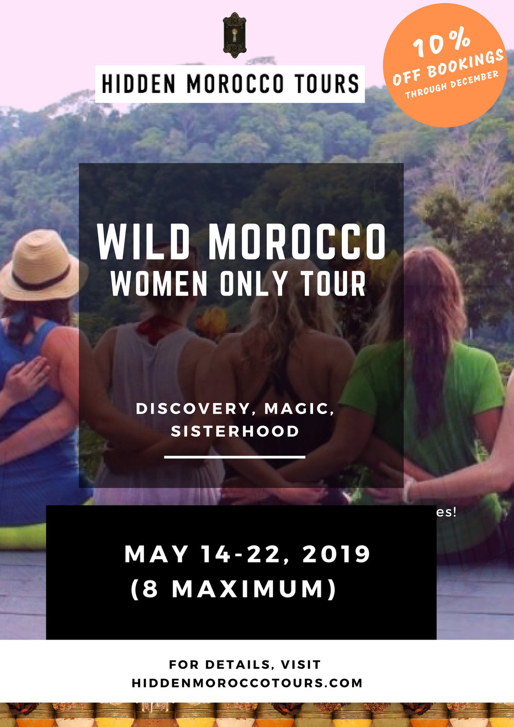 MAY 14-22 TOUR