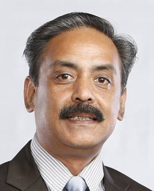 Pushkar Mathema   Vice - President