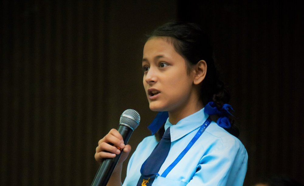 Cyber Safety Awareness at St. Xavier's School