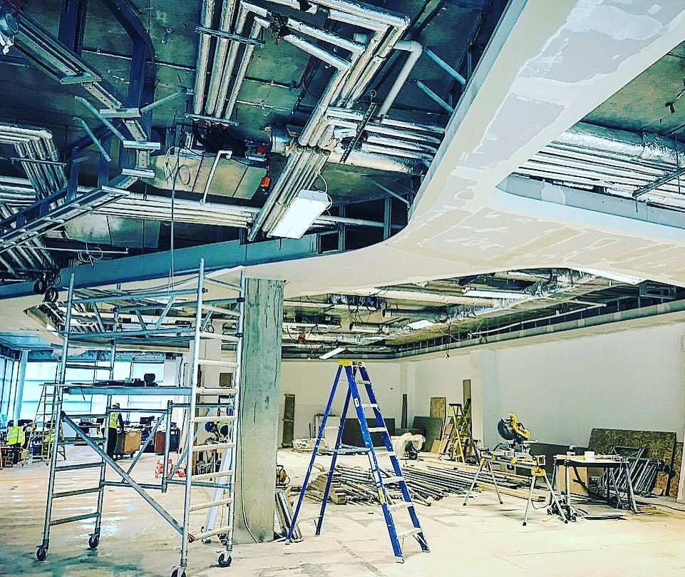CAT A & CAT B Fit Out - Provision of CAT A Fit Out works for the landlord, including:Raised floors & suspended ceilings, floor coverings, suspended ceilings, basic mechanical and electrical services, basic fire detection/ protection services, internal surface finishes.Provision of CAT B Fit Out works for the tenant, including:Installation of offices, partitions, door and floor finishes, meeting, conference rooms, breakout and reception area, provision of IT & AV equipment, branding including signage and manifestations and office relocation.