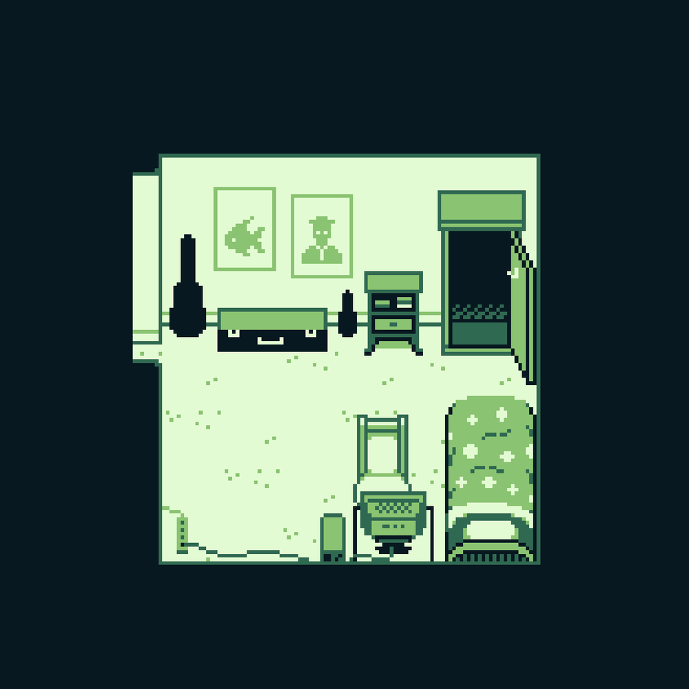 Bedroom 1 Mockup