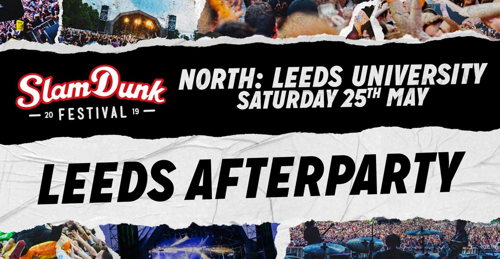 Slam Dunk North Afterparty