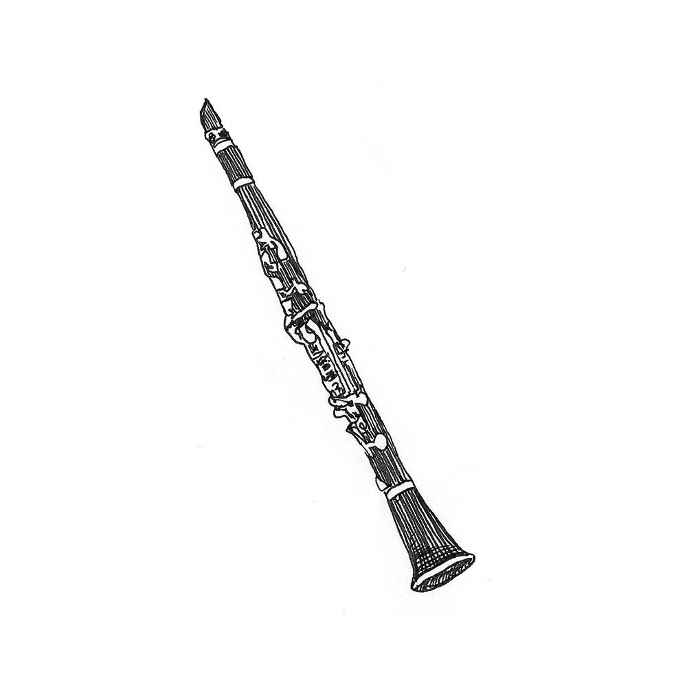 Klarinette - Viola MerzTobias Wunderlin
