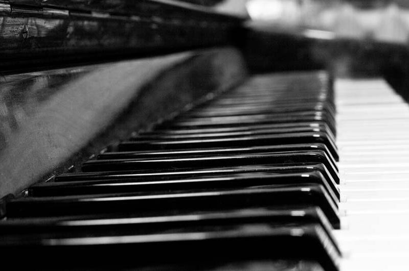 piano improv and brain power