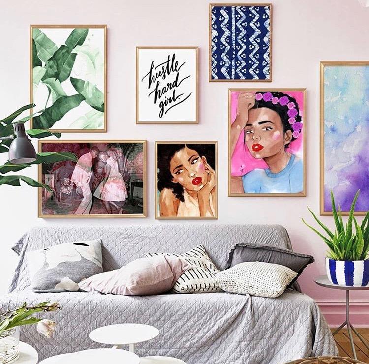 Artwork by Tatiana Poblah