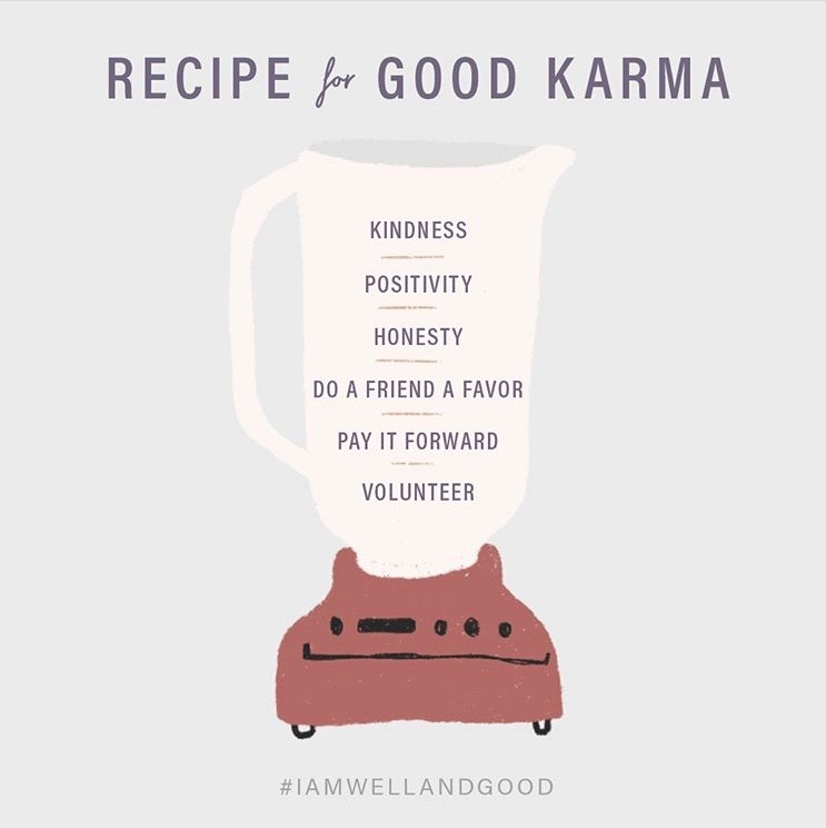 Karma, Anyone? - Want more inspirational quotes?