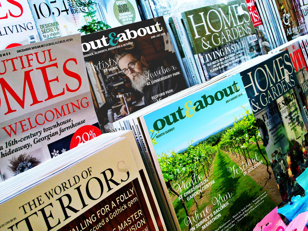MAGAZINES, BROCHURES & FLYERS - Whether you need an editorial set or a whole magazine or brochure created we can design and publish something special. With consideration to imagery, typeset and branding we can create you a magazine, brochure, flyer, corporate document or anything you require!