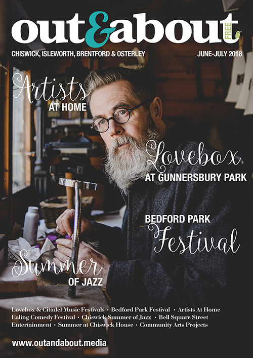 Chiswick Isleworth, Brentford & Osterley - Find out what's on in June and July. Read about Bedford Park Festival, Lovebox at Gunnersbury Park and a summer of jazz amongst other exciting things!Click here to read previous editions