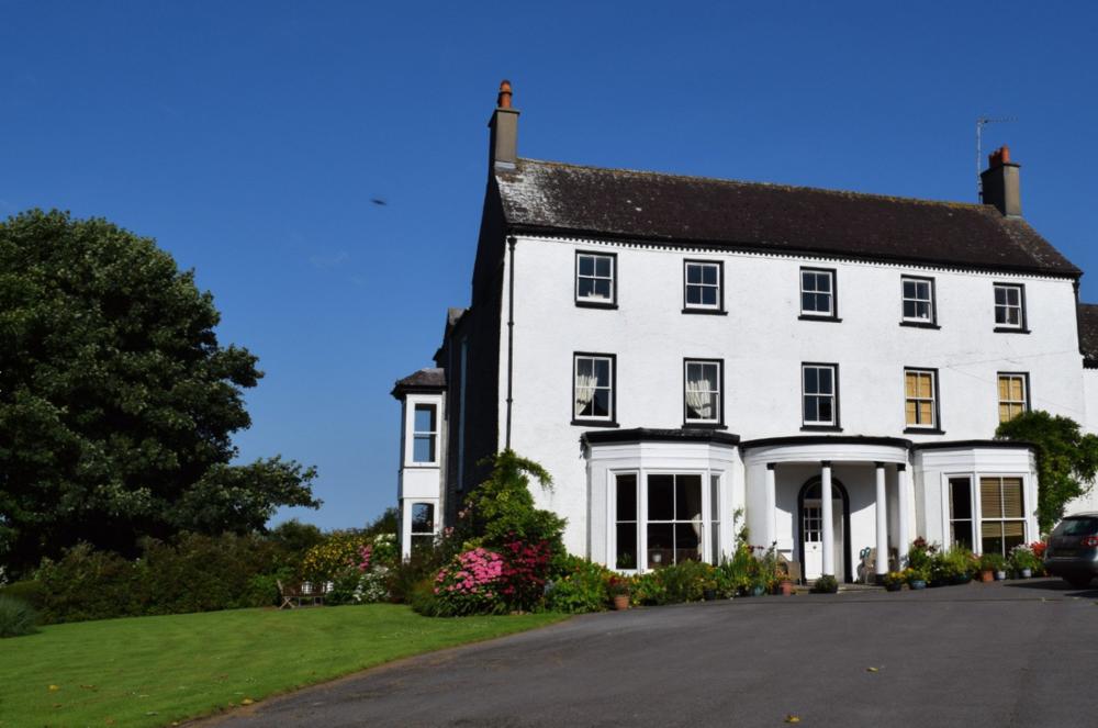 Corston House in Pembrokeshire