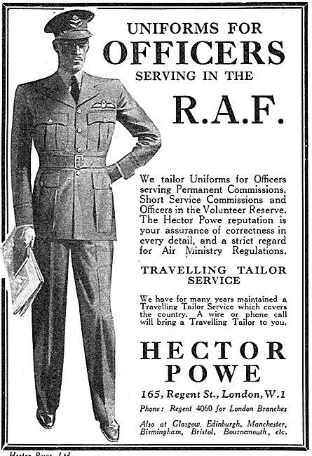 RAF - Hector Powe