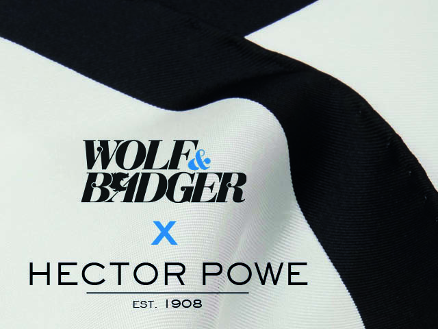 Wolf & Badger x Hector Powe