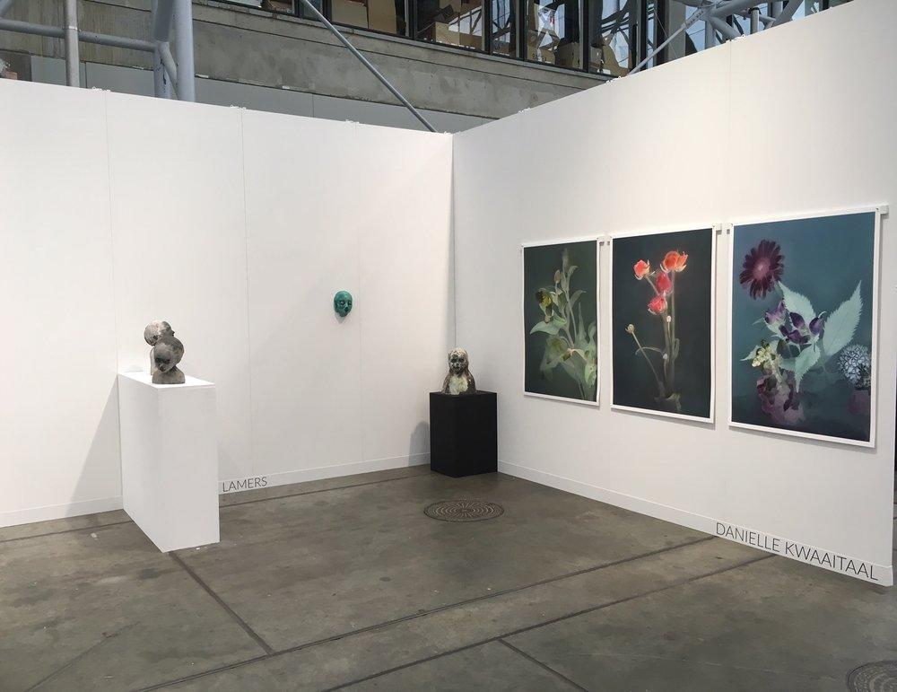 Danielle Kwaaitaal @ CODE Art Fair, Copenhagen