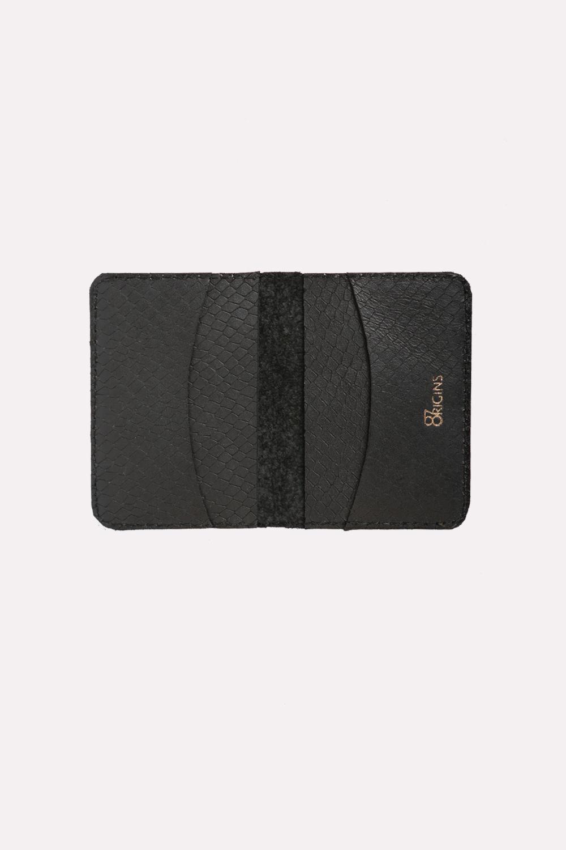 textured leather bifold cardholder 750000 - Bifold Card Holder