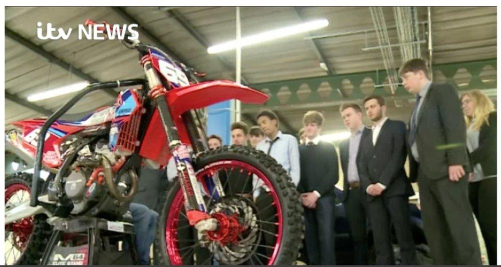 ITV: Salisbury's UTC