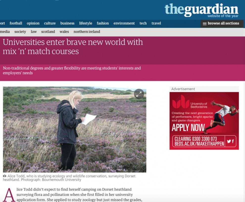The Guardian: Be Wiser Insurance