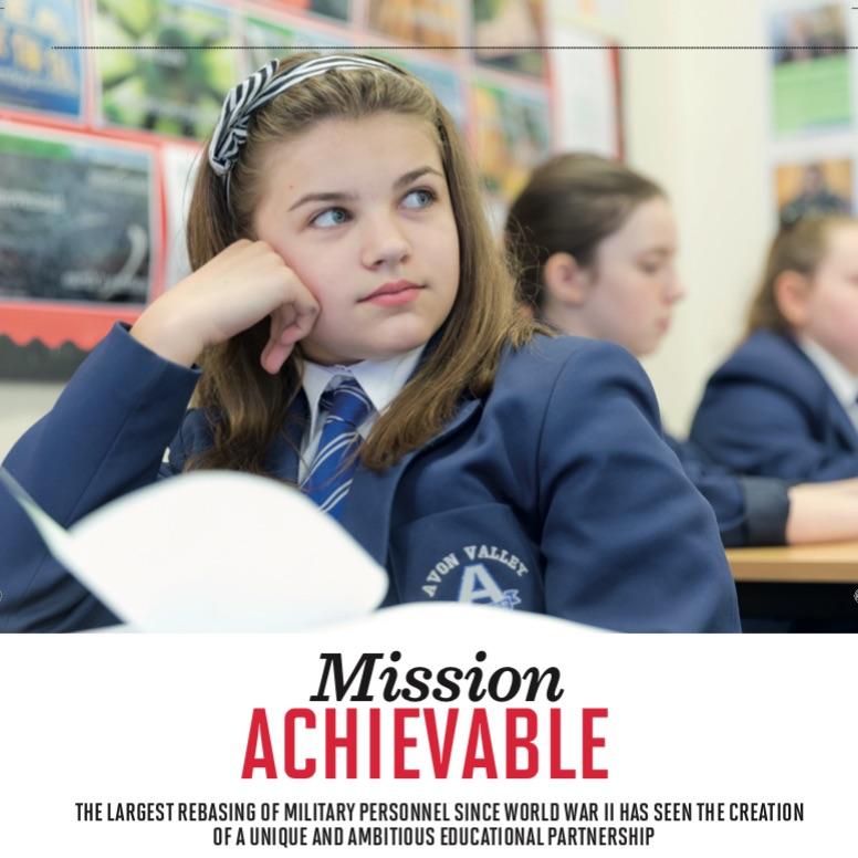 Teach Secondary: Salisbury Plain Academies