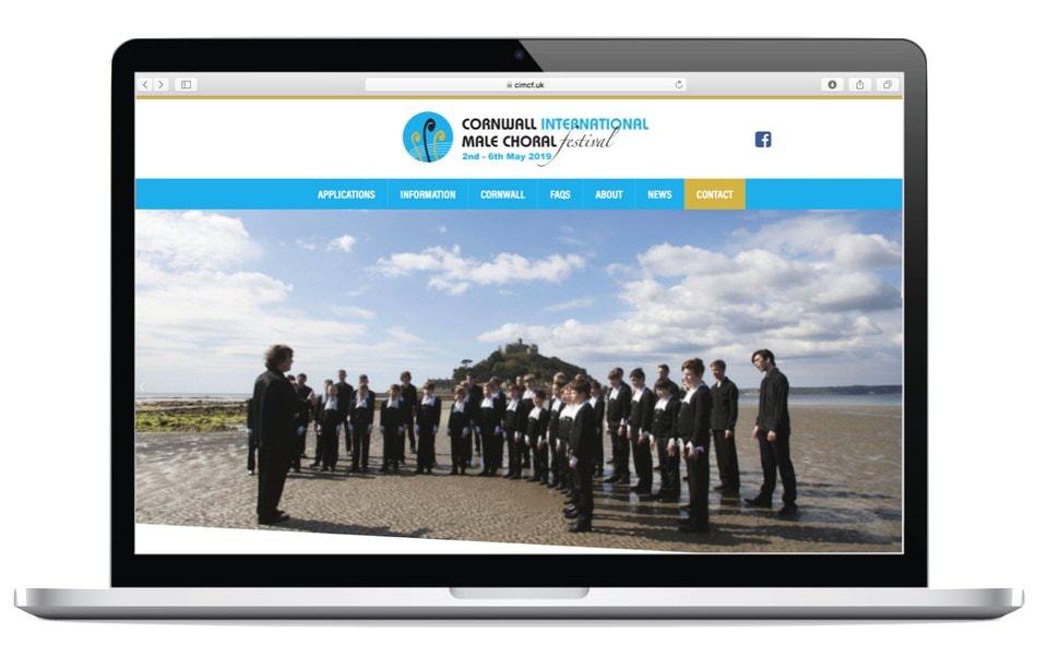 Cornwall International Male Voice Choir Festival