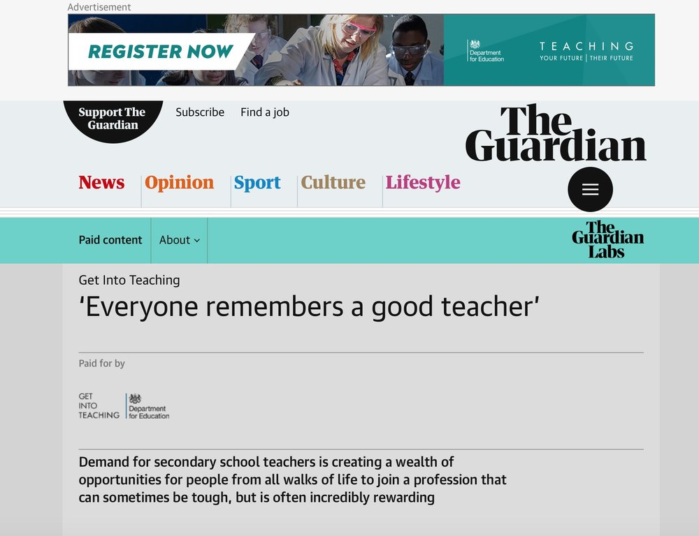 Guardian: Westfield Academy