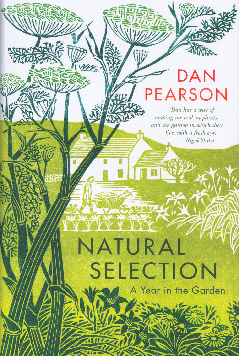 PICTURED: Natural Selection: A Year in the Garden by Dan Pearson, Faber & Faber, $42.95