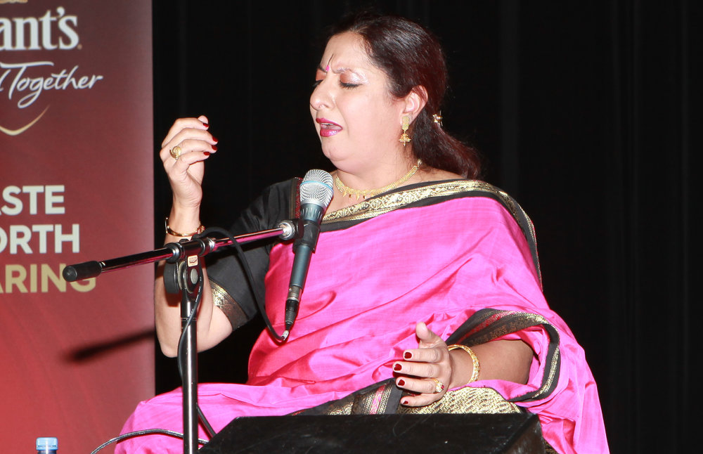 PICTURED: Hindustani classical vocalist Ramneek Singh will perform at the Basant Panchami celebration on February 10.  Photo by:  NARI AVALWALLA
