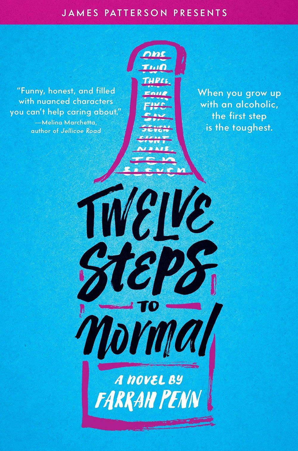 BOOKWORM Twelve Steps to Normal.jpg