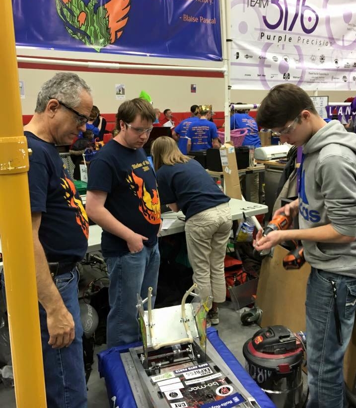 High School Robotics Teams - Donations to help high schoolers build robotics and compete