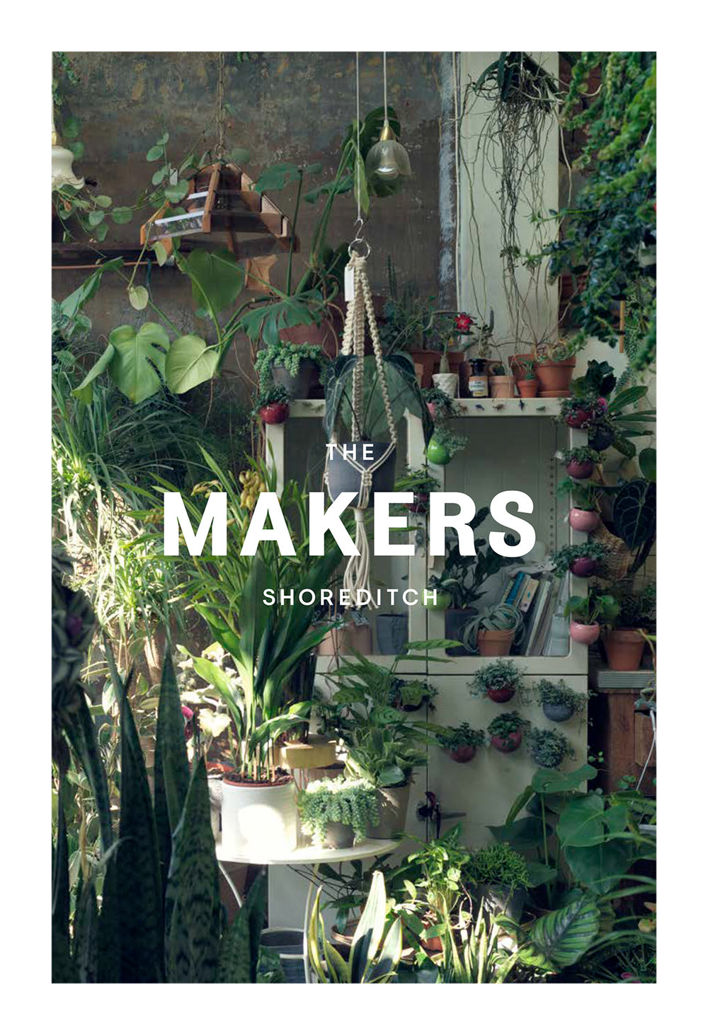 THE MAKERS by Nick Ballón - Commercial project shot in London for Studio Small