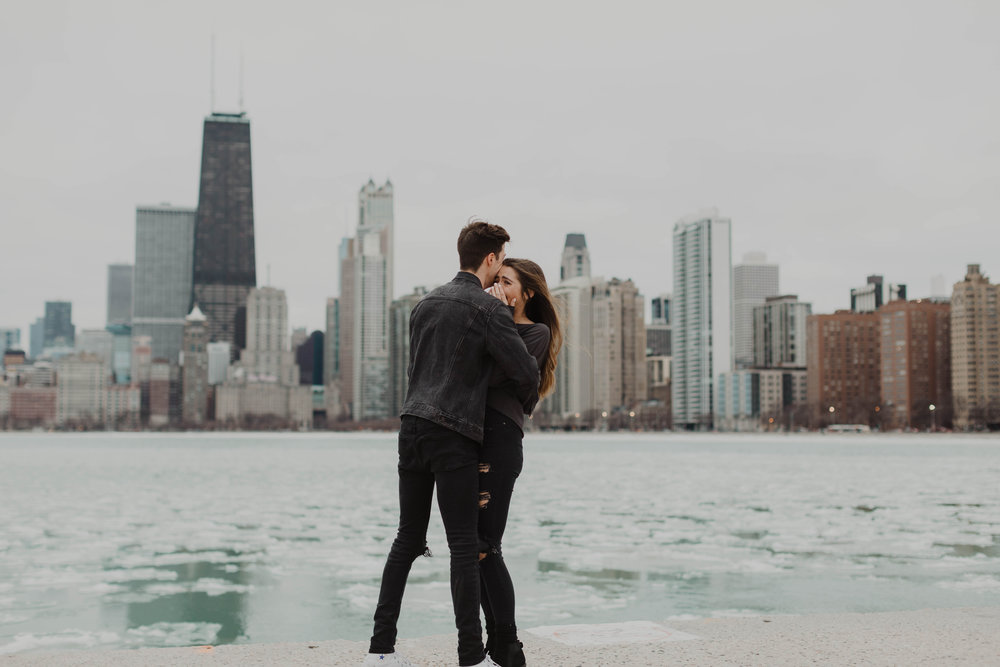 Adventurous Chicago Engagement Photographer