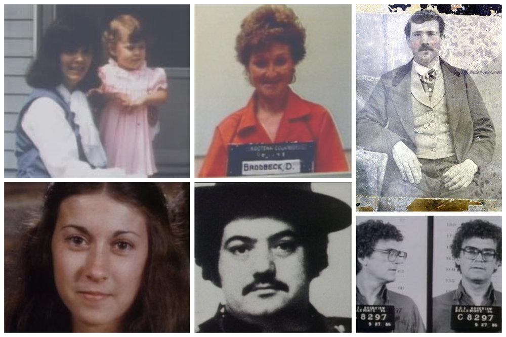 Top: Susan Laferte, Diane Bordbeck, Thomad J. Beale Bottom: Doreen Picard, Louis Carlucci, Jon Yount